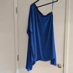 Alana Side Drape Dress